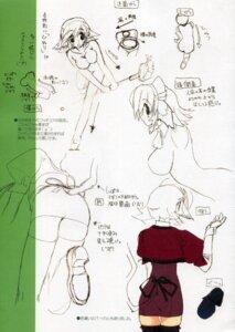 Rating: Questionable Score: 3 Tags: amaduyu_tatsuki blazer_one jpeg_artifacts sketch User: blooregardo