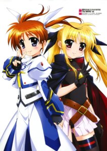 Rating: Safe Score: 23 Tags: fate_testarossa mahou_shoujo_lyrical_nanoha mahou_shoujo_lyrical_nanoha_the_movie_1st okuda_yasuhiro takamachi_nanoha User: Share