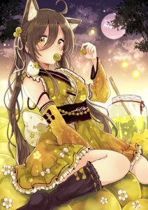 Rating: Safe Score: 26 Tags: animal_ears lolita_fashion nekomimi sakura_oriko wa_lolita yukata User: Dreista