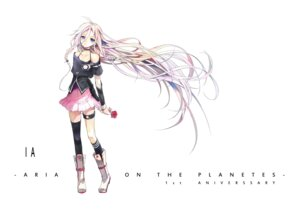 Rating: Safe Score: 69 Tags: akasaka_aka garter ia_(vocaloid) thighhighs vocaloid User: 23yAyuMe