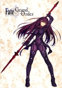 Rating: Questionable Score: 120 Tags: bodysuit fate/grand_order fate/stay_night heels koyama_hirokazu scathach_(fate/grand_order) type-moon weapon User: drop