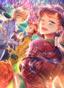 Rating: Safe Score: 8 Tags: male sailor_moon seiya_kou taiki_kou touki_matsuri yaten_kou User: charunetra