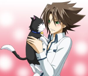 Rating: Safe Score: 1 Tags: cardfight_vanguard kai_toshiki male neko tsunoda_wei User: charunetra