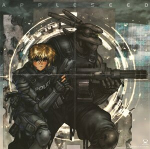 Rating: Safe Score: 6 Tags: appleseed briareos_hecatonchires crease deunan_knute shirow_masamune User: zhukovsan