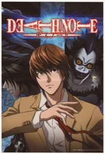 Rating: Safe Score: 3 Tags: death_note l male ryuk yagami_light User: Radioactive