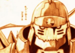 Rating: Safe Score: 5 Tags: alphonse_elric fullmetal_alchemist godees male monochrome User: charunetra