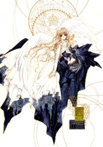 Rating: Safe Score: 5 Tags: clamp monou_kotori shirou_kamui x User: Share