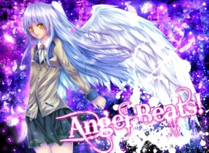 Rating: Safe Score: 2 Tags: angel_beats! kisaragi_(yuckari) seifuku tenshi wings User: Radioactive
