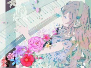 Rating: Safe Score: 19 Tags: dress headphones kazune megurine_luka vocaloid User: Radioactive