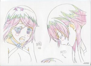 Rating: Safe Score: 6 Tags: dorothy_(garakowa) dual_(garakowa) glass_no_hana_to_kowasu_sekai raw_scan sketch User: hirotn
