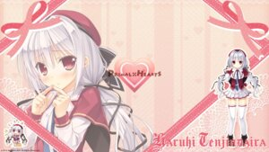 Rating: Safe Score: 19 Tags: chibi marmalade primal_x_hearts seifuku tagme tenjindaira_haruhi thighhighs valentine wallpaper User: SubaruSumeragi