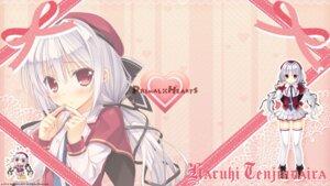 Rating: Safe Score: 30 Tags: chibi kokonoka marmalade primal_x_hearts sasorigatame seifuku tenjindaira_haruhi thighhighs valentine wallpaper User: SubaruSumeragi