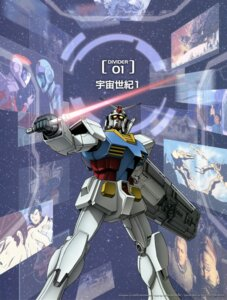 Rating: Safe Score: 7 Tags: gundam mecha mobile_suit_gundam shino_masanori the_08th_ms_team User: Aurelia