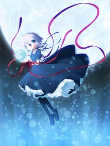 Rating: Safe Score: 30 Tags: dress kagari_(rewrite) rewrite tagme User: moonian