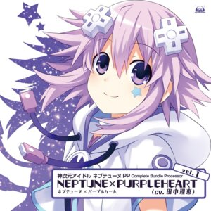 Rating: Safe Score: 31 Tags: choujigen_game_neptune compile_heart disc_cover neptune tsunako User: blooregardo
