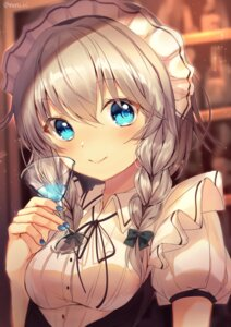 Rating: Safe Score: 36 Tags: izayoi_sakuya maid neno_(nenorium) tagme touhou User: BattlequeenYume