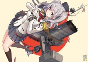 Rating: Safe Score: 56 Tags: akasa_ai heels kantai_collection kashima_(kancolle) uniform User: Mr_GT