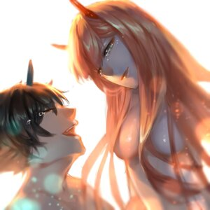 Rating: Questionable Score: 6 Tags: darling_in_the_franxx hiro_(darling_in_the_franxx) horns naked noble860531 zero_two_(darling_in_the_franxx) User: mira-pyon