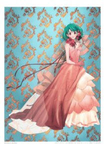 Rating: Safe Score: 17 Tags: dress ebata_risa macross macross_frontier ranka_lee User: Dunkel_liebe