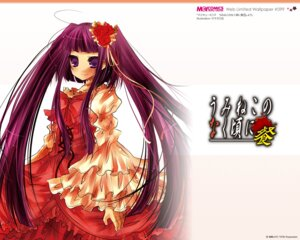 Rating: Safe Score: 5 Tags: dress furudo_erika sasagami_momo umineko_no_naku_koro_ni wallpaper User: blooregardo