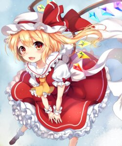 Rating: Safe Score: 40 Tags: flandre_scarlet harakasu touhou wings User: Mr_GT