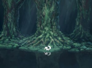 Rating: Safe Score: 17 Tags: isou_nagi kyubey landscape puella_magi_madoka_magica User: blooregardo