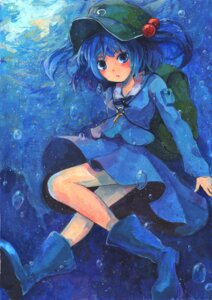 Rating: Safe Score: 12 Tags: kawashiro_nitori nanashina touhou User: SciFi