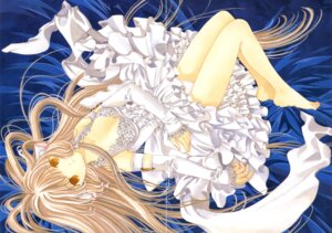 Rating: Safe Score: 9 Tags: chii chobits clamp gap User: Share