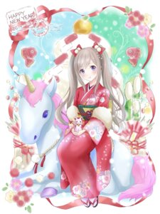 Rating: Safe Score: 21 Tags: kimono neko yuki_(yukillust) User: animeprincess