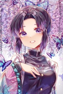 Rating: Safe Score: 19 Tags: japanese_clothes kimetsu_no_yaiba kochou_shinobu tagme uniform User: saemonnokami