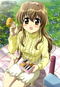 Rating: Safe Score: 32 Tags: ishikawa_masakazu nogizaka_haruka nogizaka_haruka_no_himitsu User: Aurelia