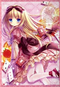Rating: Safe Score: 46 Tags: dress harukaze_setsuna lolita_fashion pantyhose tinkerbell tinkle User: kaguya940385