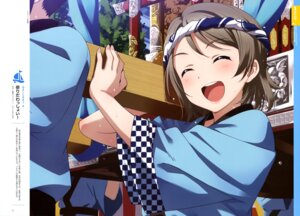 Rating: Questionable Score: 14 Tags: inou_shin japanese_clothes love_live!_sunshine!! watanabe_you User: drop