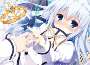 Rating: Safe Score: 35 Tags: seirei_tsukai_no_blade_dance shimesaba_kohada terminus_est User: kiyoe
