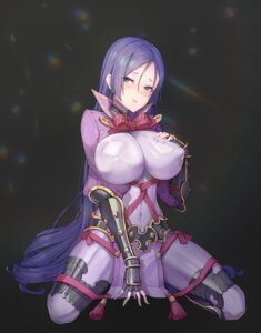 Rating: Questionable Score: 19 Tags: armor bodysuit breast_hold erect_nipples fate/grand_order minamoto_no_raikou_(fate/grand_order) sseli User: Mr_GT