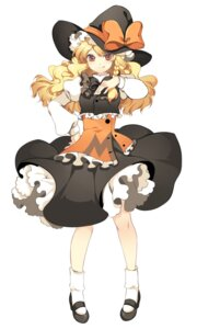 Rating: Safe Score: 18 Tags: dress jeminl kirisame_marisa touhou witch User: charunetra