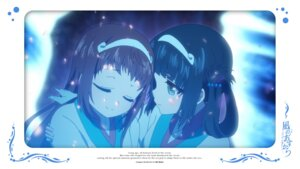 Rating: Safe Score: 10 Tags: hiradaira_chisaki mukaido_manaka nagi_no_asukara User: alice4