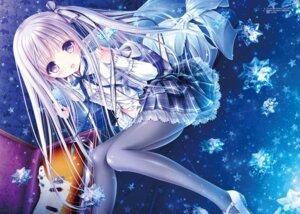 Rating: Safe Score: 58 Tags: goto_jun guitar pantyhose seifuku tenshi_no_three_piece! tinkle User: kiyoe
