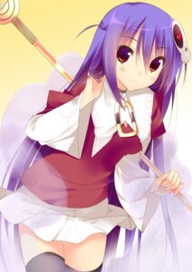 Rating: Safe Score: 38 Tags: haqua_du_lot_herminium kami_nomi_zo_shiru_sekai kuwashima_rein User: SubaruSumeragi