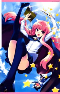 Rating: Safe Score: 20 Tags: hiiraga_saito louise thighhighs usatsuka_eiji zero_no_tsukaima User: abdd