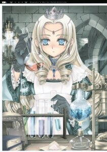 Rating: Safe Score: 14 Tags: aquarian_age dress kawaku User: midzki