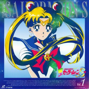 Rating: Safe Score: 8 Tags: disc_cover itou_ikuko sailor_moon tsukino_usagi User: Radioactive