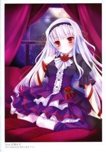 Rating: Safe Score: 33 Tags: dress k-books mutou_kurihito User: WtfCakes