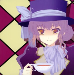 Rating: Safe Score: 12 Tags: alice_in_wonderland ice_&_choco mad_hatter nanao_naru User: midzki