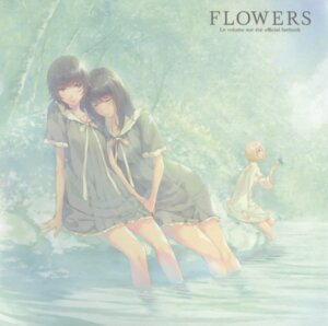 Rating: Safe Score: 10 Tags: dalia_basquiat flowers seifuku sugina_miki takasaki_chidori wet yaegaki_erika yuri User: Radioactive