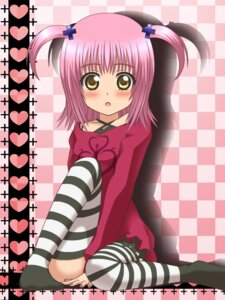Rating: Safe Score: 5 Tags: hinamori_amu jpeg_artifacts shugo_chara thighhighs User: Paddypam