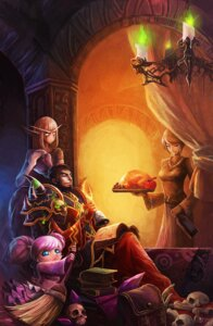 Rating: Safe Score: 10 Tags: elf linxz pointy_ears world_of_warcraft User: eridani