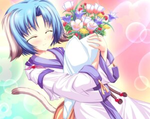 Rating: Safe Score: 11 Tags: animal_ears game_cg haruhi_sarasa inakoi kimono tenmaso User: Radioactive