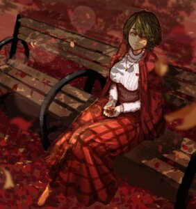 Rating: Safe Score: 17 Tags: kazami_yuuka kikimifukuri sweater touhou User: Mr_GT