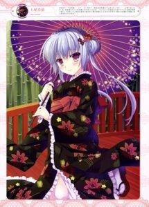 Rating: Safe Score: 37 Tags: kimono nanao_naru umbrella User: drop
